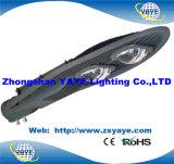 Yaye 18 heißer Verkaufs-konkurrenzfähiger Preis USD73.5/PC für PFEILER 100W LED Straßenlaterne-/PFEILER 100W LED Straßen-Lampe mit Ce/RoHS
