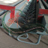 Vier Seal Modular Expansion Joint für Bridge nach Indien