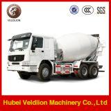 Camion della betoniera di HOWO 8m3