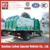 Multifunktionskran-Wannen-Förderwagen-Verdichtungsgerät-Abfall-Träger des Dongfeng Abfall-Förderwagen-4*2