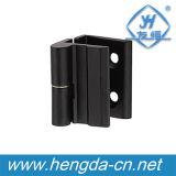 Ligação de zinco com dobradiça de porta de dobra de 180 graus (YH9312)