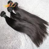 do Weave peruano do cabelo de 100% 8A extensão reta do cabelo humano Remy