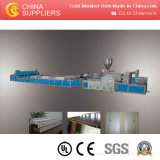 고품질 PVC WPC 밀어남 선