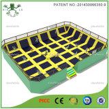 Parque interno pequeno do Trampoline do melhor projeto