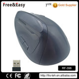 신제품 광학적인 USB 인간 환경 공학 수직 무선 마우스