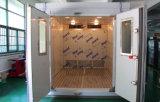 Chambres solaires particulièrement conçues d'essai