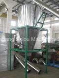 Frites en plastique de bouteille de fournisseur de la Chine réutilisant la machine