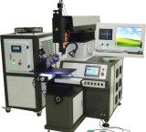 300W 4軸線の金属のContious Wave/Cwの自動ファイバーのレーザ溶接機械