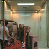 Soulever l'ascenseur de transport de fret de poids de cargaison d'entrepôt d'usine