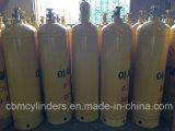 Zylinder des Acetylen-40L exportiert nach Korea