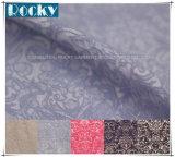 Merletto del jacquard degli accessori del tessuto dell'indumento per il vestito