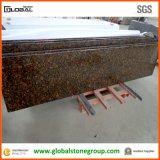 Natuurlijke Baltische Bruine Countertops van de Keuken van Bullnose van het Graniet