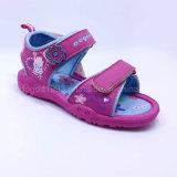 L'estate dei 2016 di alta qualità di modo dei capretti dei sandali delle ragazze dei sandali dei bambini pattini casuali dei sandali calza la gomma Llight dell'unità di elaborazione dei pattini dell'iniezione