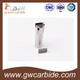 Explotación minera del carburo de tungsteno/piezas insertas cubiertas con bronce