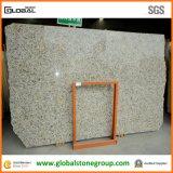 Granit normal de jaune de guindineau du Brésil pour des partie supérieure du comptoir