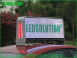 Afficheur LED de P5 Taxi Top pour Advertizing