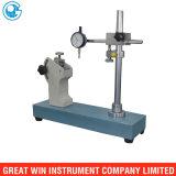 Machine de test de dureté de Backpart de semelle intérieure/appareil de contrôle (GW-045)