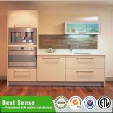 Mobília européia do gabinete de cozinha do estilo