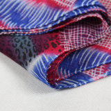 Baumwollweibchen-Schal der Form-Dame-Voile Scarves Multicolor Color