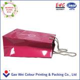 Bolso de compras de papel de la alta calidad modificado para requisitos particulares