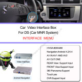 GPS Navigation System on Android for 2014 Ds3, Ds4, Ds5, Ds6 with Mrn System