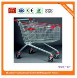 Heiße verkaufende Standardsupermarkt-Einkaufen-Laufkatze
