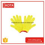 Перчатка руки анти- вырезывания безопасности работая