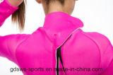 2016新しいデザイン女性のための長い袖のウェットスーツ