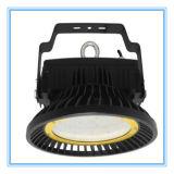 Exposição/armazém/luz elevada do louro do diodo emissor de luz do UFO uso 250W de Facory