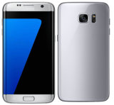 새로운 Galay S7 가장자리 이중 SIM 까만 4G Lte 공장에 의하여 자물쇠로 열리는 이동 전화 32GB