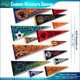 Triangolo Wool Felt Pennants per Wholesale (M-NF12F13016)