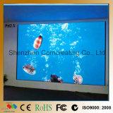 P2.5 HD che fa pubblicità alla parete dell'interno del video di colore completo LED della visualizzazione