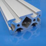 6063 het uitgedreven Profiel van het Aluminium voor de Bouw en Meubilair