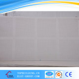 1200*2400*12mm Acoustic Gypsum Board 또는 Perforated Gypsum Board