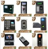 Het biometrische Systeem van de Opkomst van de Tijd van het Apparaat Biometrische