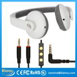 De getelegrafeerde Plastic Draagbare Afneembare Stereo-installatie van de Muziek op de Hoofdtelefoon van het Oor (BH618)