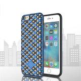 Caja del teléfono móvil de la disipación de calor de la red TPU para iPhone7