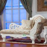Классицистические салон фаэтона/стул софы ткани (YF-D800)
