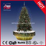 2016 새해 크리스마스 나무 PVC 눈이 내리는 크리스마스 나무