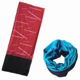 주문품 가득 차있는 형 로고에 의하여 인쇄되는 극지 양털 겨울 이음새가 없는 다기능 극지 Snowboard 스카프