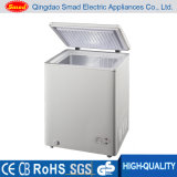 congelador de 200L Home Mini Top Open Horizontal Fridge