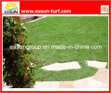 藤の屋外の家具(N4SFST1630)の下の草のカーペット