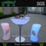 Meubles en plastique Ldx-C22 de jardin de Leadersun