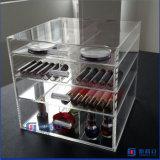 Qualitäts-bester Service-kosmetischer acrylsauerablagekasten
