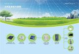 regulador solar de la carga del alto voltaje PWM de 192V 50A para el sistema eléctrico