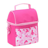 Modo Polyester Cooler Lunch Bag Maker per Girl e Boy