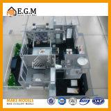 가장 절묘하고 가장 아름다운 아파트 모형 또는 단위 모형 또는 아파트 Midels 주문화 또는 단위 모형 주문화