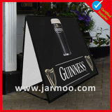 Cheap Portable Folding Square a-Frame Banner Sign
