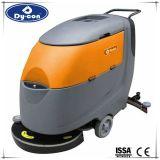 Recargable empujar el depurador automático del suelo manualmente para el suelo duro