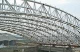 Школьное здание ферменной конструкции пробки полуфабрикат крыши стальной структуры круглое